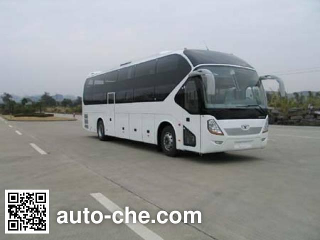 桂林牌GL6128HW卧铺客车