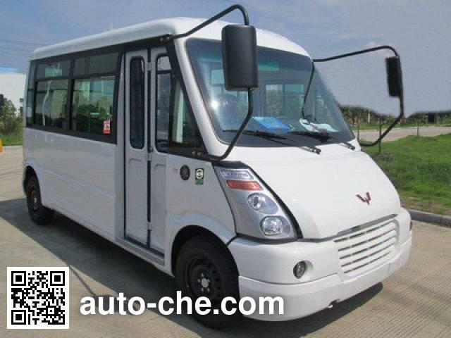 五菱牌GL6508GQV城市客车