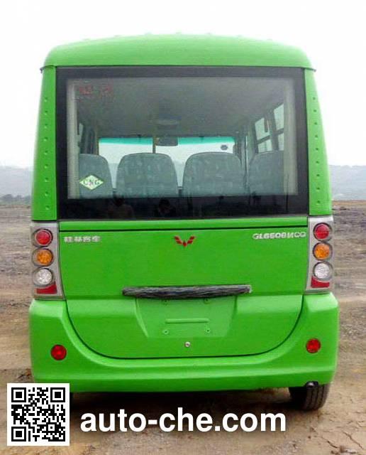 五菱牌GL6508NCQ客车