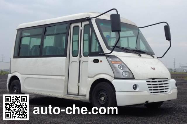 五菱牌GL6508NGQV城市客车