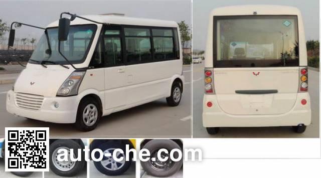五菱牌GL6509NGQ城市客车