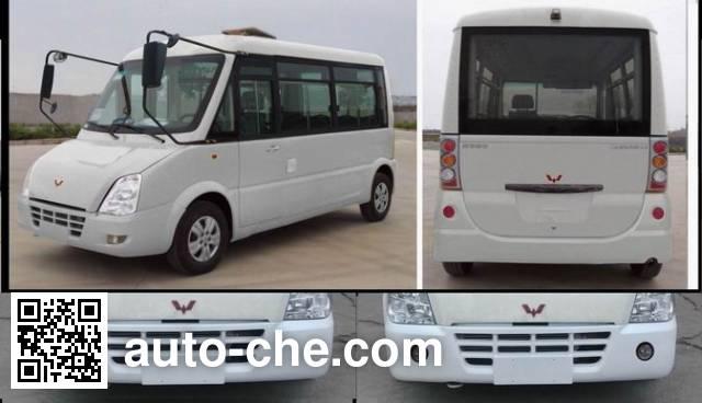 五菱牌GL6520GQ城市客车
