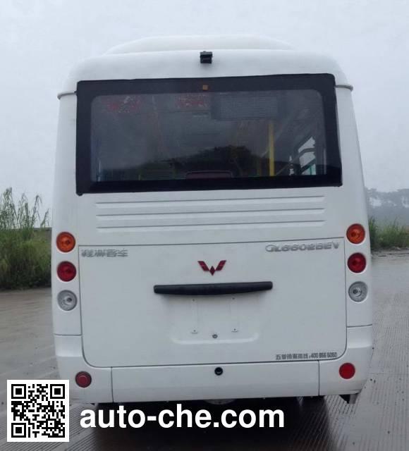 Wuling GL6602BEV electric city bus