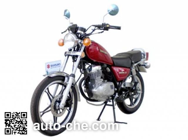 Suzuki GN125-2 motorcycle