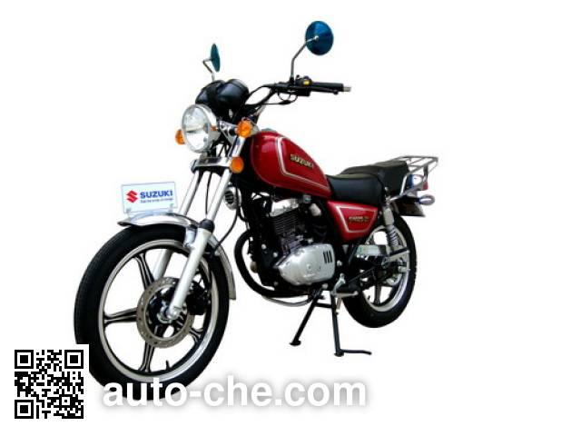 铃木牌GN125-2F两轮摩托车