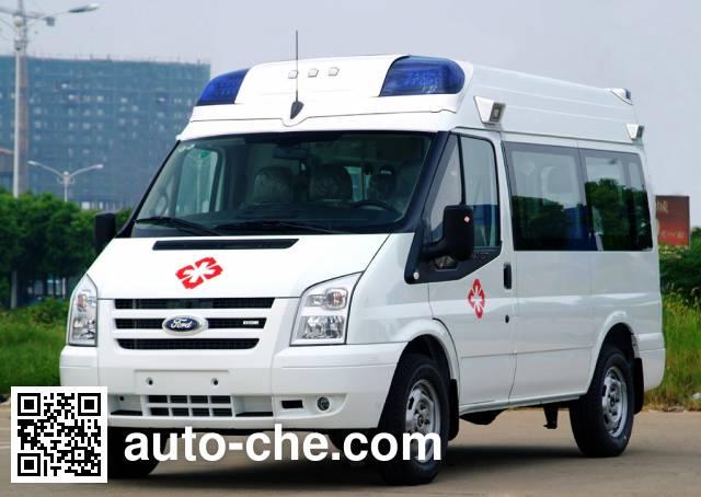 Granton GPY5031XJHSHTJ0 ambulance
