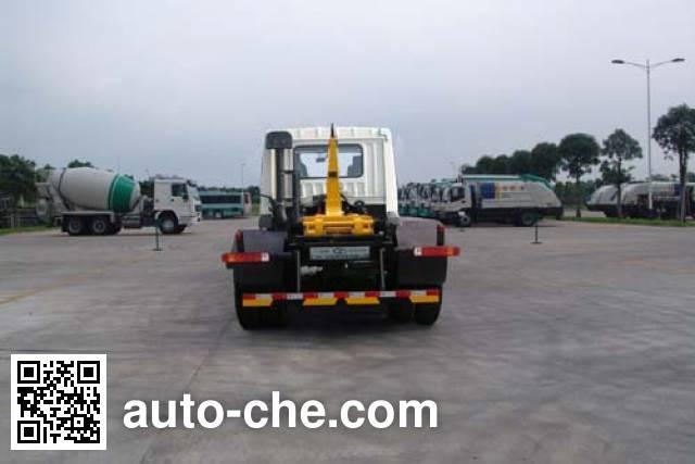 广和牌GR5121ZXX车厢可卸式垃圾车