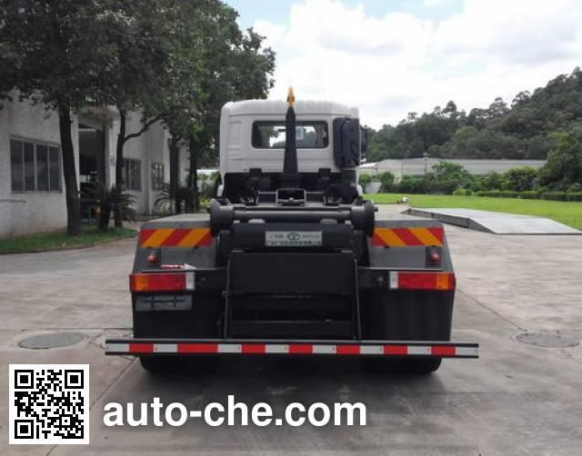 广和牌GR5255ZXX车厢可卸式垃圾车