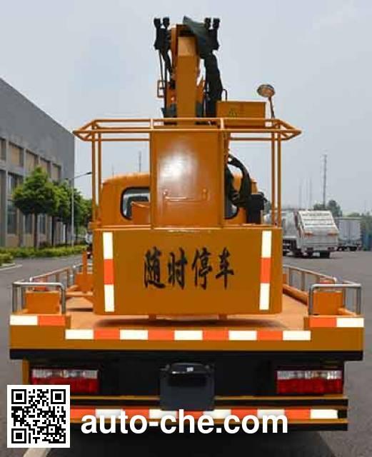 GEMC GSK5070JGK aerial work platform truck