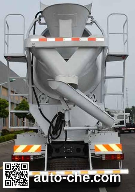 高漠牌GSK5250GJB5混凝土搅拌运输车