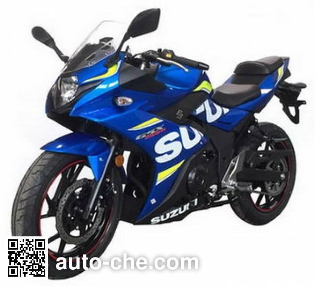 铃木牌GSX250R两轮摩托车