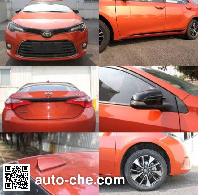 Toyota GTM7180LKCE car