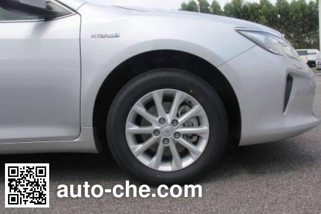 Toyota GTM7252HEVE hybrid car