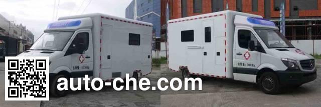 Granton GTQ5050XJH ambulance