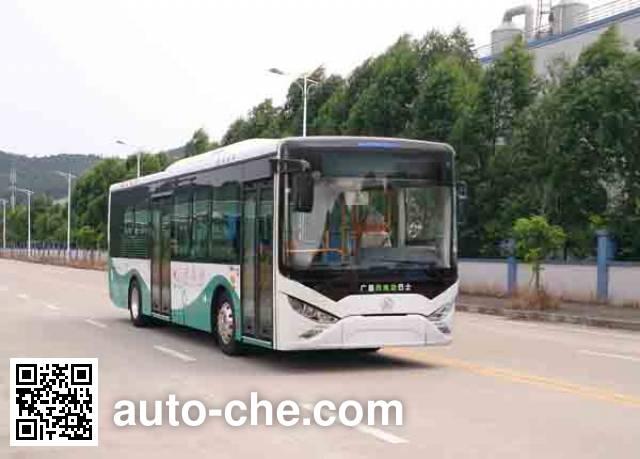 Granton GTQ6101HEVN5 hybrid city bus