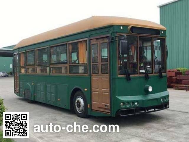 广通牌GTQ6103BEVBT3纯电动城市客车