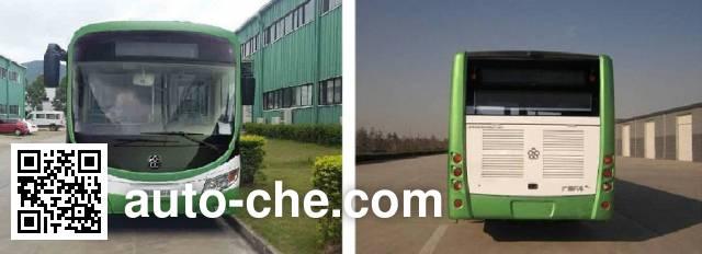 Granton GTQ6105BEVB21 electric city bus