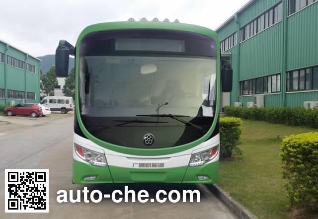 广通牌GTQ6105BEVBT5纯电动城市客车