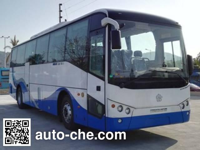 广通牌GTQ6118BEV2纯电动客车