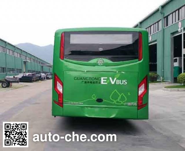 广通牌GTQ6121BEVBT6纯电动城市客车