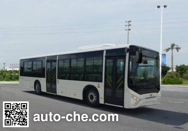 广通牌GTQ6121BEVBT纯电动城市客车