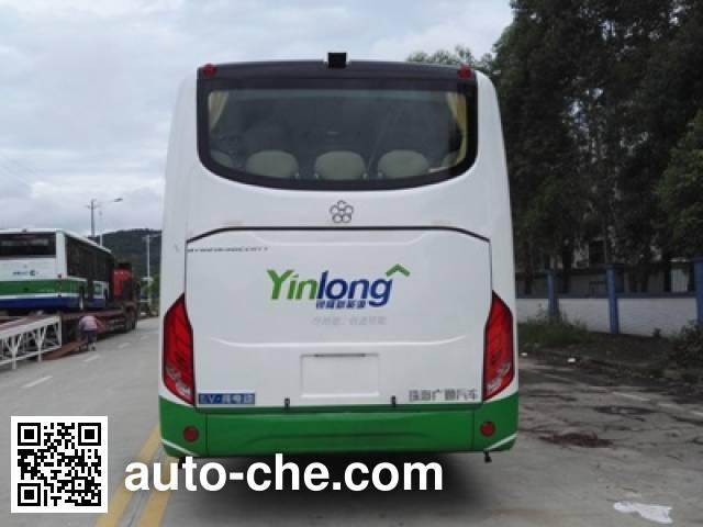 广通牌GTQ6129BEVBT7纯电动城市客车