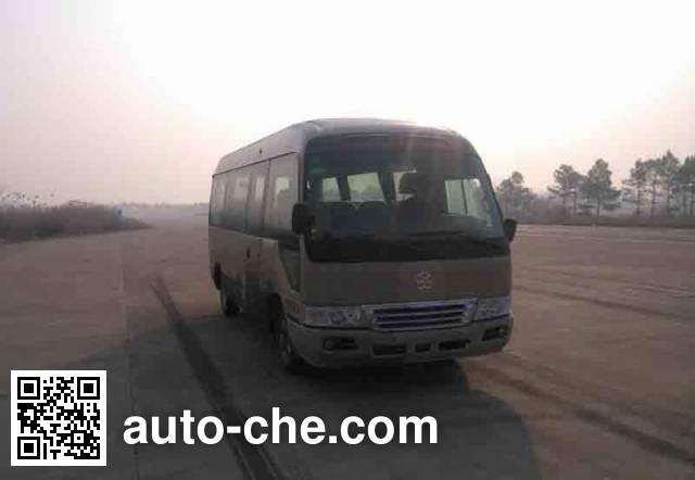 广通牌GTQ6601BEV1纯电动客车