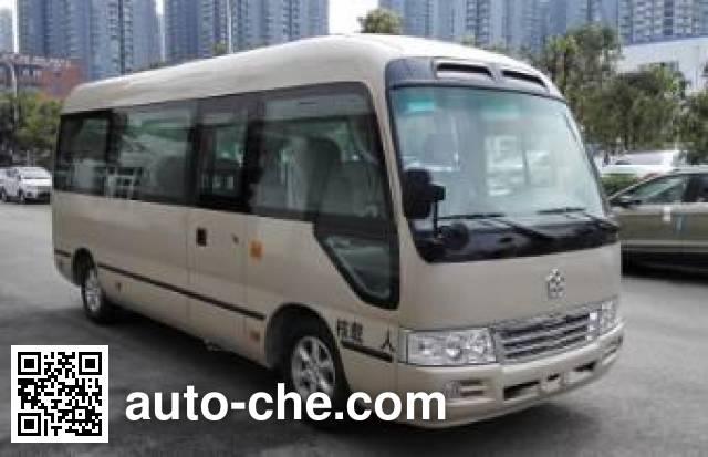 Granton GTQ6601BEVT1 electric bus
