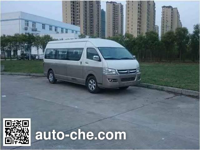 广通牌GTQ6605BEV1纯电动旅游客车