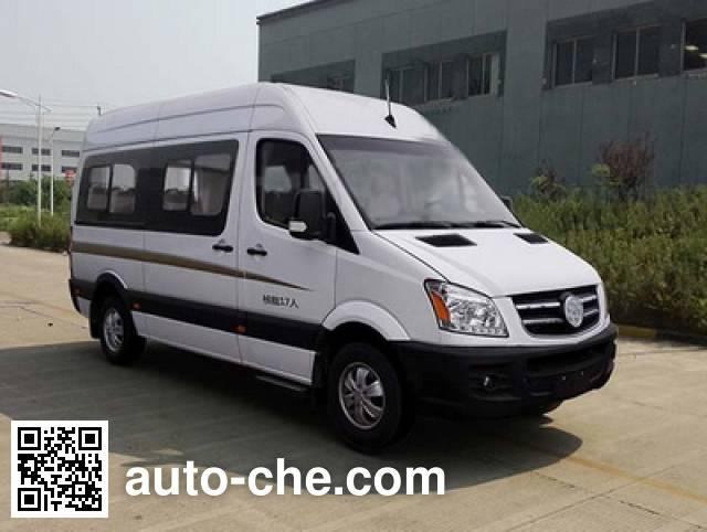 广通牌GTQ6607BEVT1纯电动客车