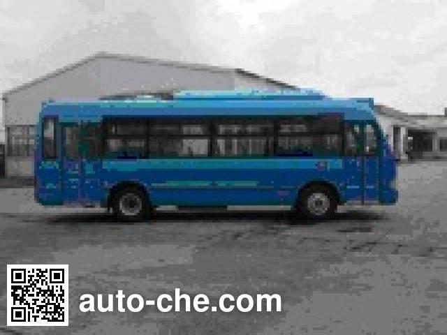 广通牌GTQ6808BEVBT1纯电动城市客车