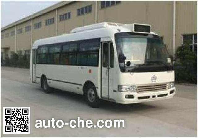 广通牌GTQ6808BEVB1纯电动城市客车