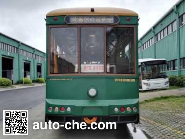 广通牌GTQ6853BEVBT3纯电动城市客车