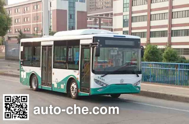 Granton GTQ6858BEVB3 electric city bus