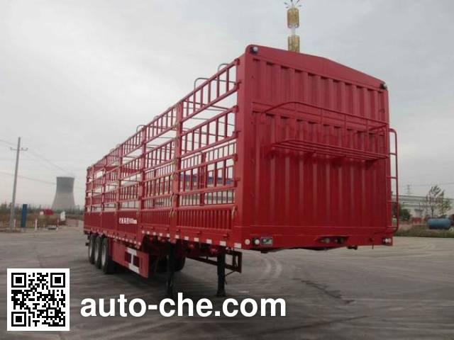 Wanhe Detong GTW9401CCYE stake trailer