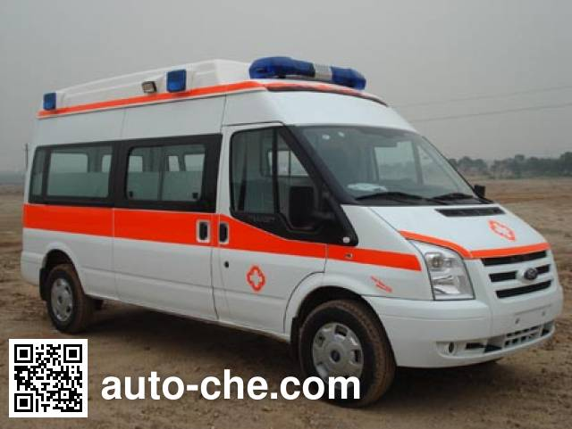 Jinhui GTZ5030XJH-F ambulance