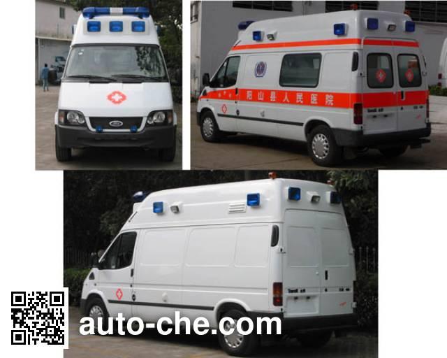 Jinhui GTZ5030XJH-H ambulance