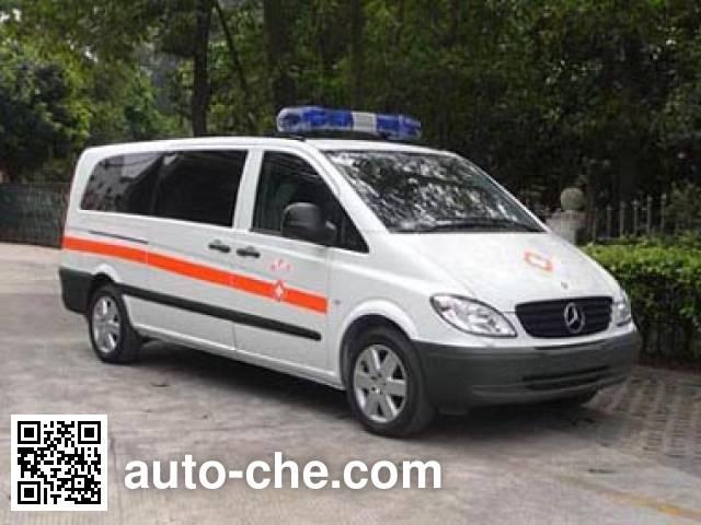 Jinhui GTZ5030XJH-V ambulance