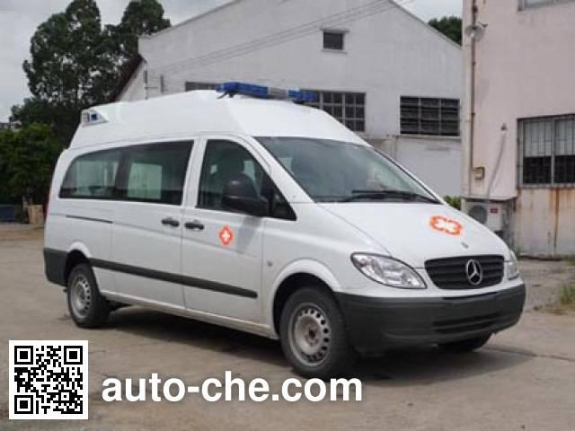 Jinhui GTZ5030XJH-VH ambulance