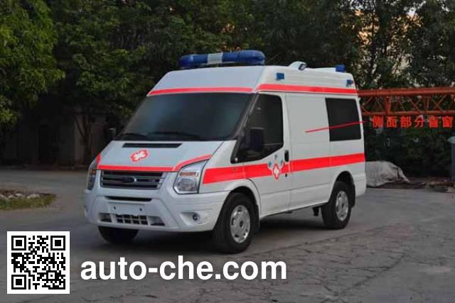 Jinhui GTZ5031XJH-M ambulance