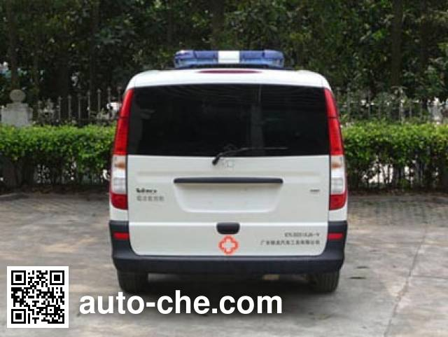 Jinhui GTZ5031XJH-V ambulance