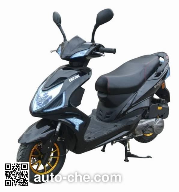 Guowei GW125T-2D scooter