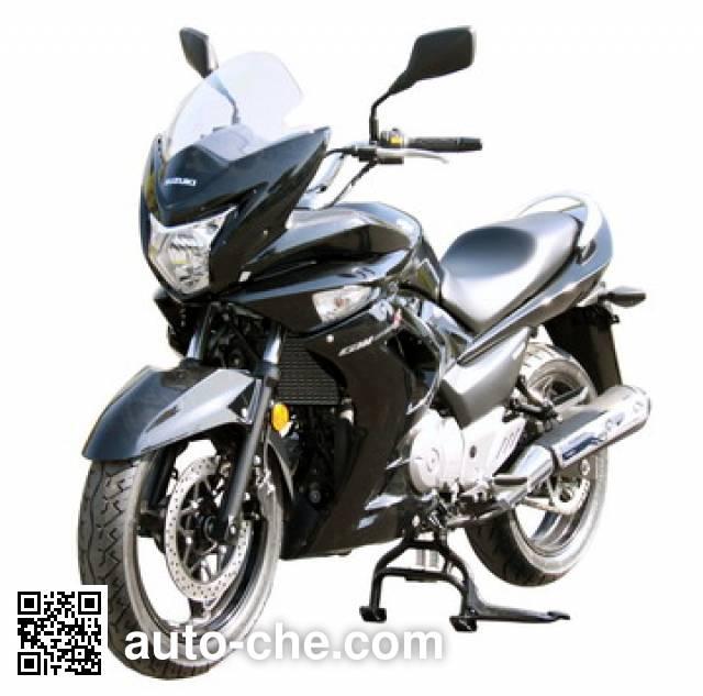 铃木牌GW250F两轮摩托车