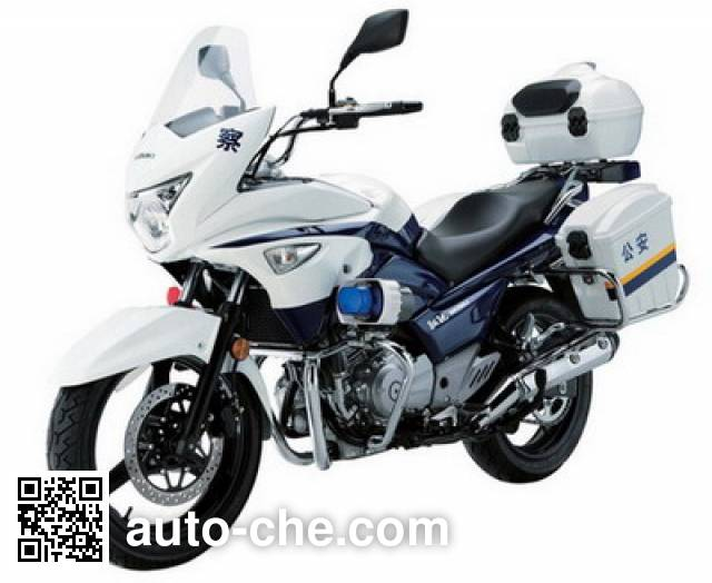 Suzuki GW250J motorcycle