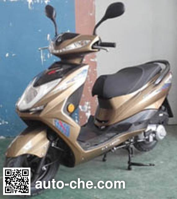 Guangya GY125T-2L scooter