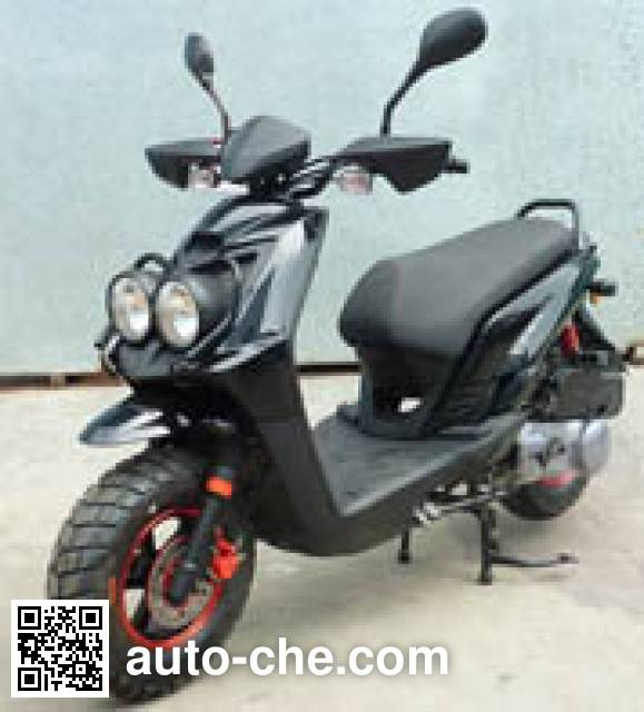 Guangya GY125T-2V scooter