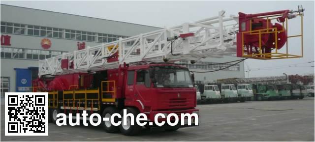 Karuite GYC5461TXJ900 well-workover rig truck