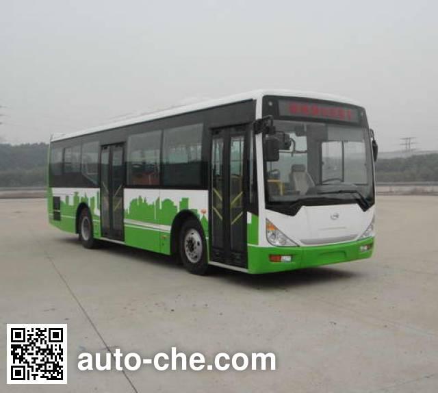 GAC GZ6100EV electric city bus