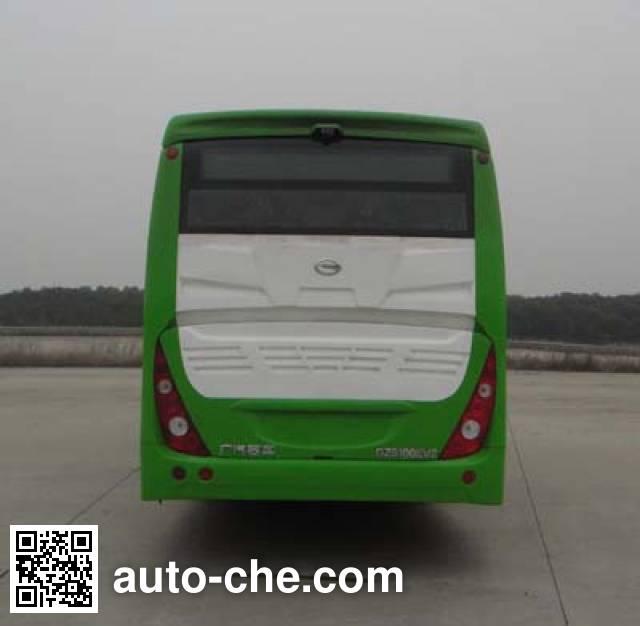 GAC GZ6100EV1 electric city bus