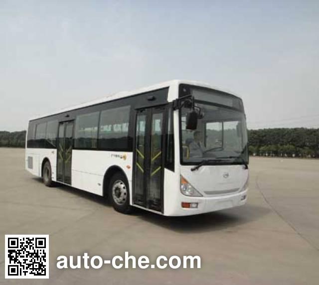 GAC GZ6100EV3 electric city bus